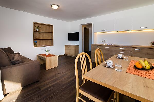 New apartments in San Valentino alla Muta